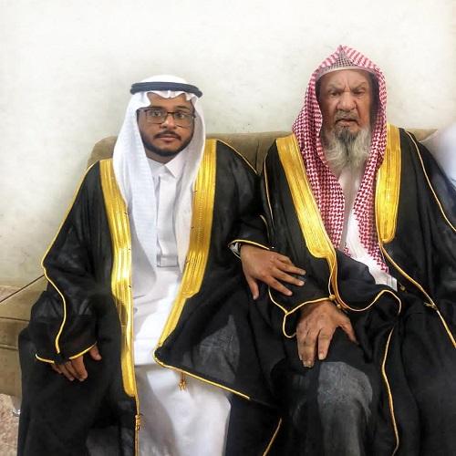 """الشيخ بشير بن علي المغيص يحتفل بزواج ابنه """"سعد"""""""