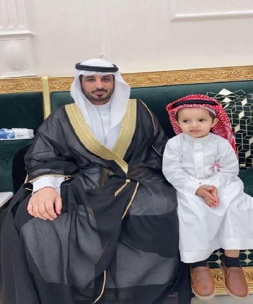 """عبدالله بن ضيف الله الدبلان يحتفل بزواج ابنه """"سعود"""""""