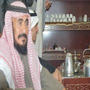 زيارة الشيخ فهد بن عبيد الثنيان لمنزل الشيخ نايف بن حبيب أباقرين واولاده