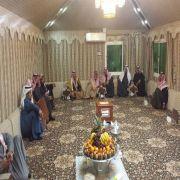 مضيف شمر في محافظة القريات