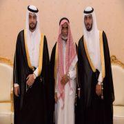 زواج ابناء عبيد سعود الطعيميس