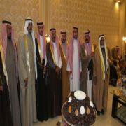 حفل الشيخ فهد بن عبيد الثنيان