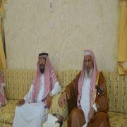 أول أعياد الأضحى المبارك لعشيرة آل عجي بالحفير ( ظهراً )