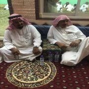 اول ايام عيد الاضحى المبارك لعشيرة ال عجي بالحفير  ( ليلا )