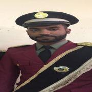 تخرج ابننا الشاب / عبدالسلام بن سيار المغيص برتبة رقيب