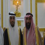زواج الشاب / محمد غربي الجزاع