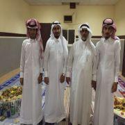 مناسبة : عايد سعود الطعيميس