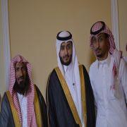زواج الشاب / محمد بشير سعود المحارب