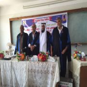فارس بن عبدالله المسعر يحصل على الدكتوراة