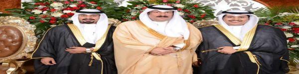 زواج الشابين / مشاري و عبدالله أبناء حمود مفلح المسعر