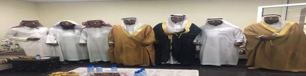 زواج الشاب / محمد سعود الحجاج