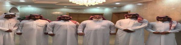 مناسبة ابناء سعود محارب الطعيميس