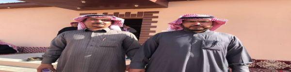 مناسبة الاخ / مطلق بن عبدالله العامر