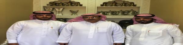 العيد الاول صباحاً في منزل الاخ سند بن محمد الحطاب