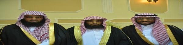 زواج الشابين : ( مرزوق و قبلان ) أبناء مفوز قبلان المغيص