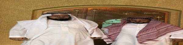 ثالث ايام عيد الاضحى المبارك بحائل مساء في منزل راضي خالد المحارب