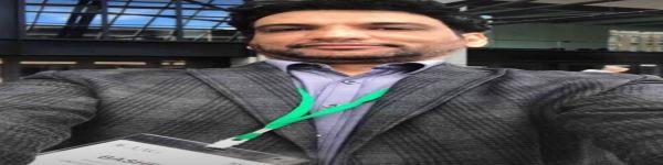 حصول بشير بن عبيد الدبلان على شهادة الدكتوراه