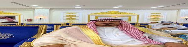 """الشيخ راضي بن صالح الطعيميس يحتفل بزواج ابنه """"باسل"""""""