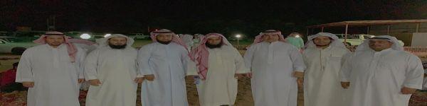 مناسبة:: الشيخ مفوز بن قبلان المغيص