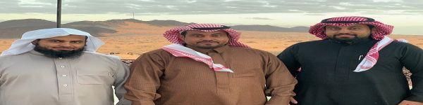 مناسبة:: محمد بن متروك برجس السرعوفي