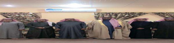 مناسبة:: عايد بن عبيد السرعوفي