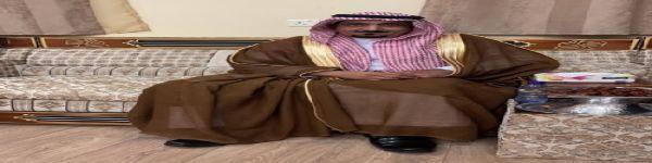 زاهي بن عبدالله العطنان يحتفل بزواجه