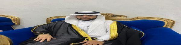 عبدالله بن سليمان الطعيميس يحتفل بزواجه
